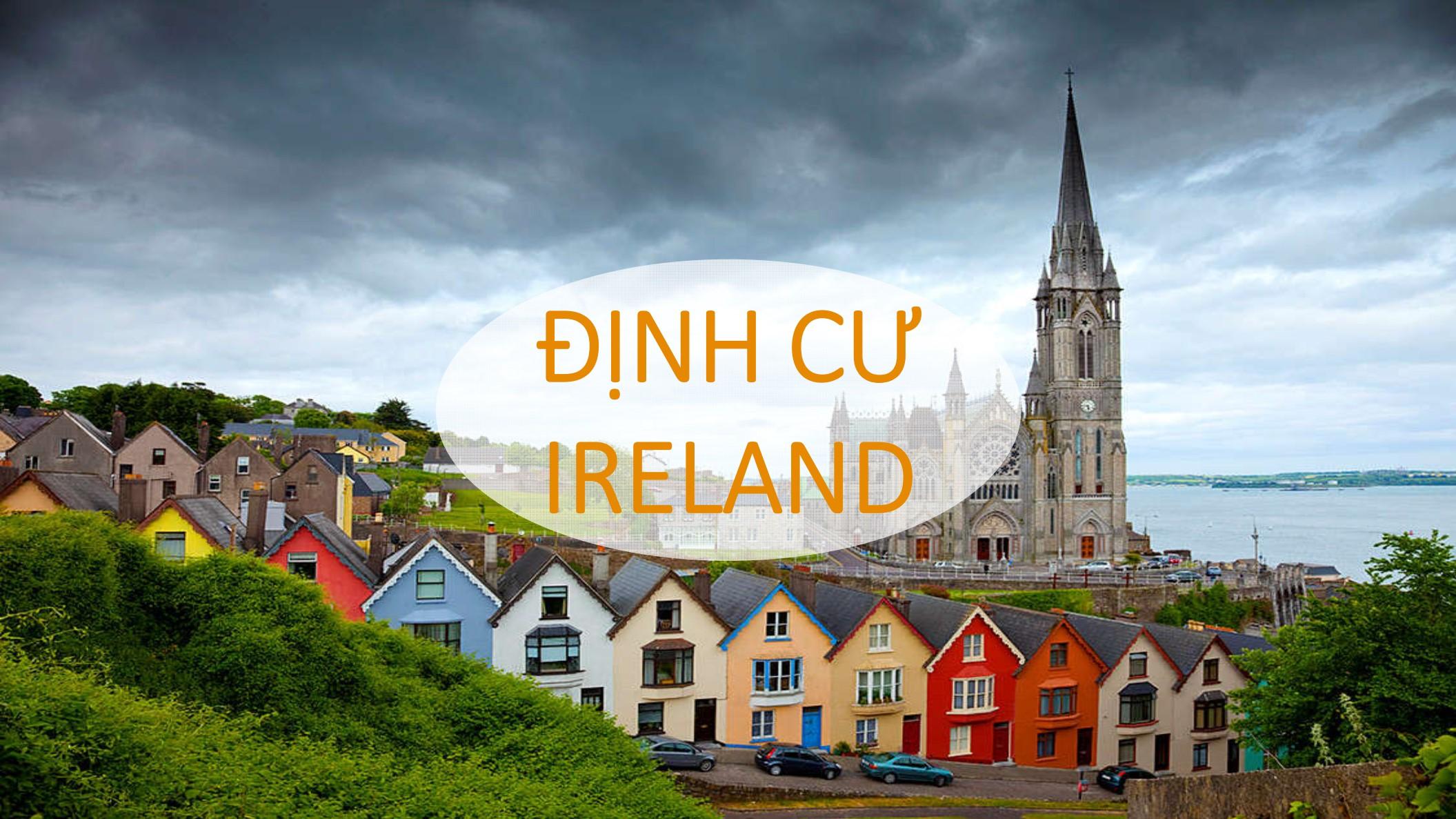 Hộ chiếu Ireland
