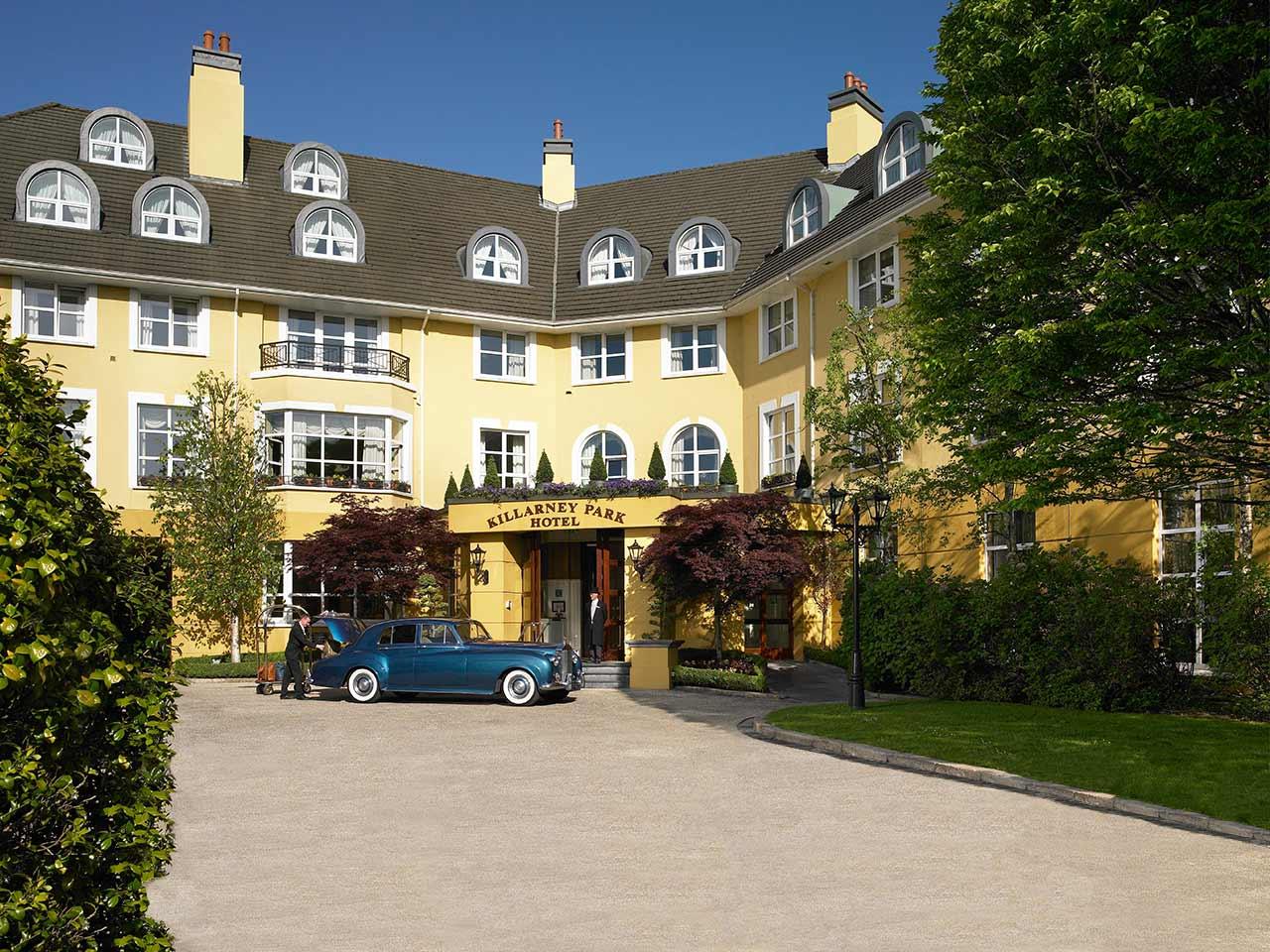 """Kết quả hình ảnh cho killarney park hotel ireland"""""""