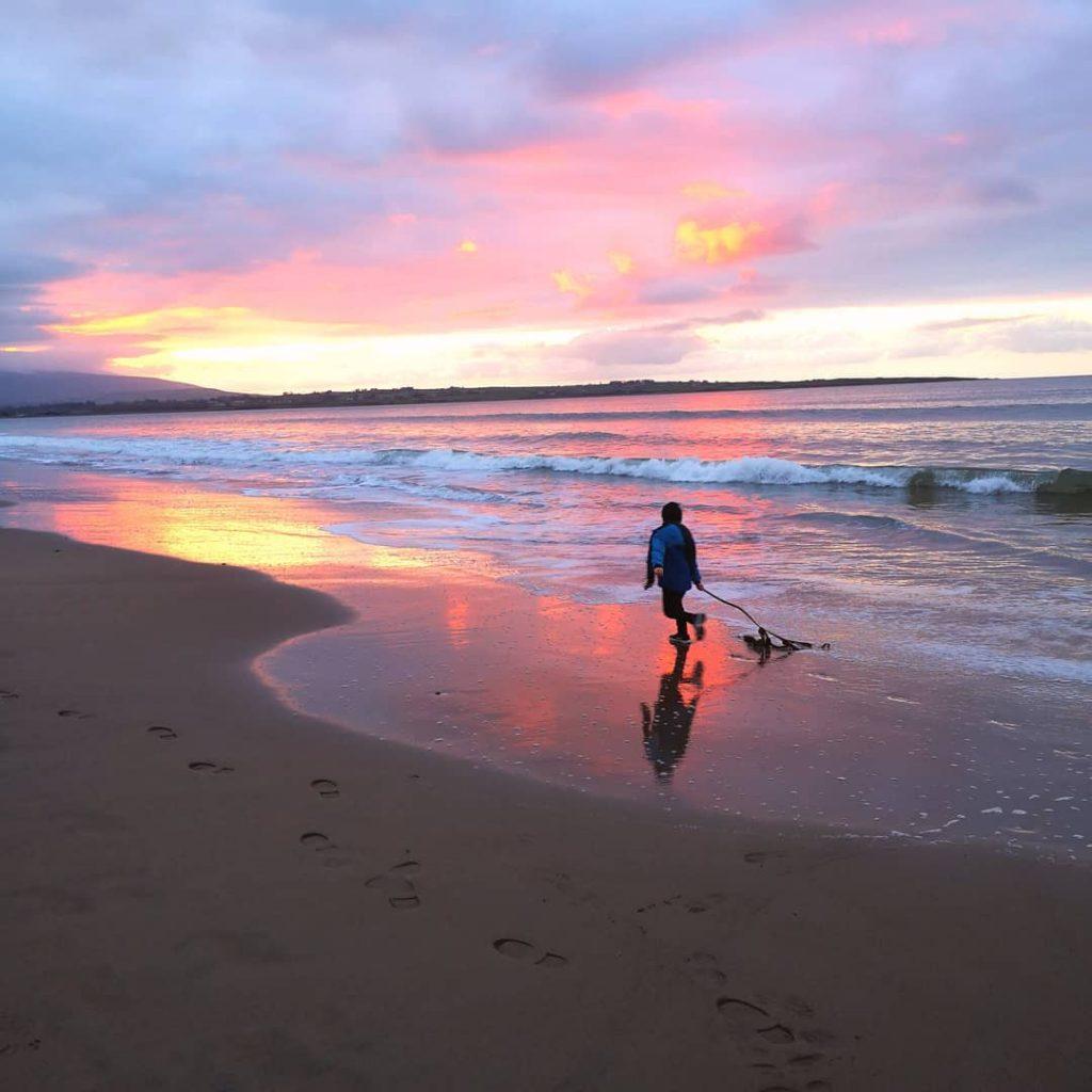 Kết quả hình ảnh cho strandhill beach ireland