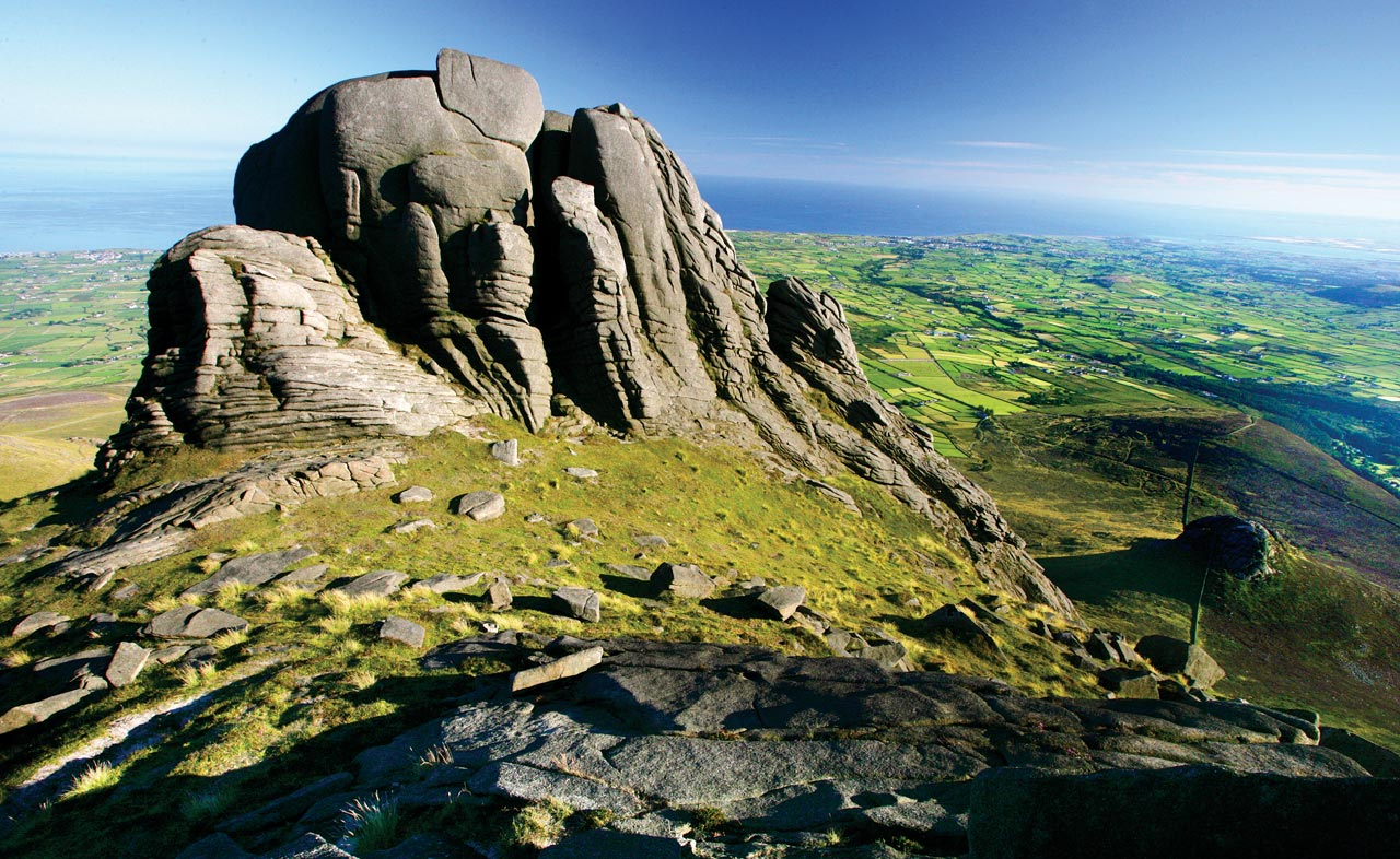 Kết quả hình ảnh cho morne mountains ireland