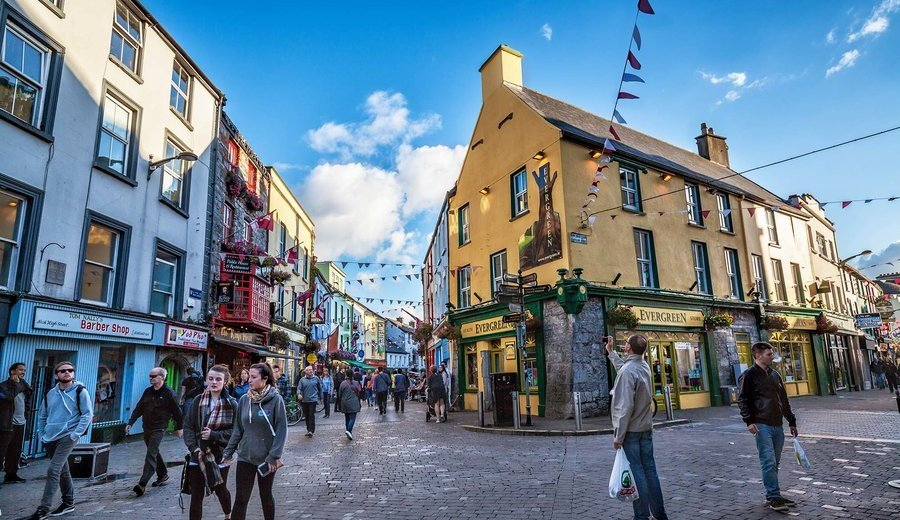 Kết quả hình ảnh cho Galway ireland
