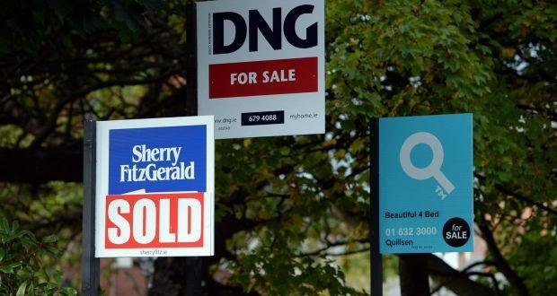 giá nhà Ireland dự báo tăng trường 4% năm 2021
