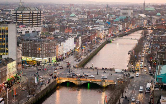 Ireland - Điểm đến nhập cư
